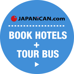 JAPANiCAN.com BOOK HOTELS + TOUR BUS