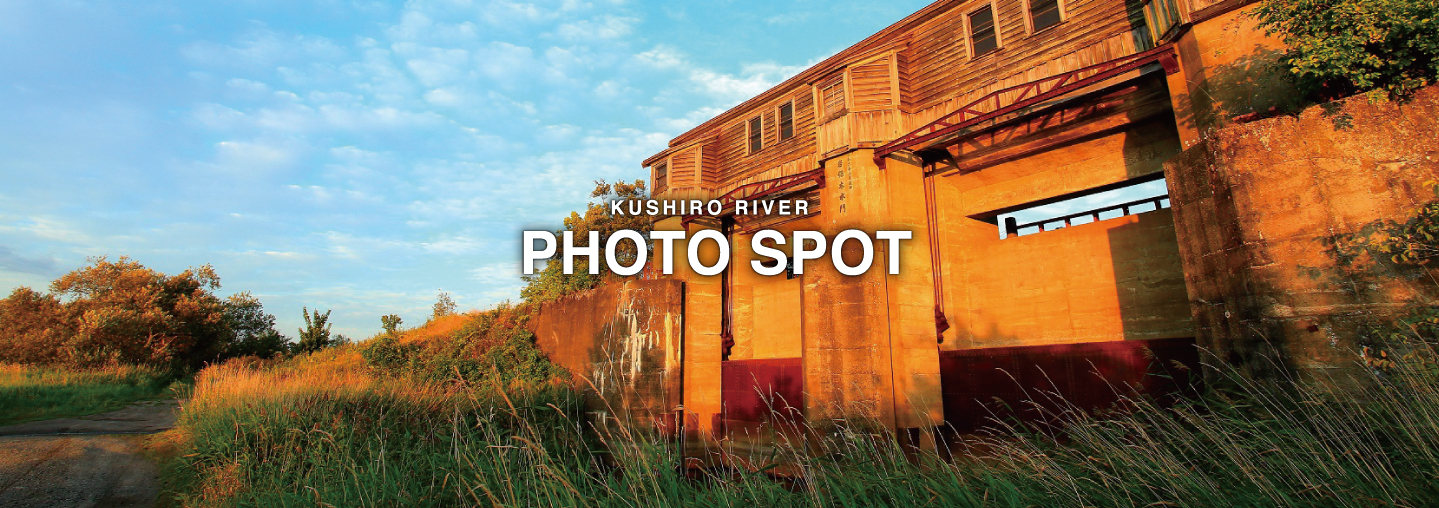 KUSHIRO River PHOTO SPOT