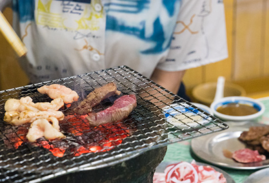 Kitami's Unique Yakiniku