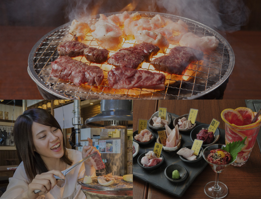 """Barbecue once a week"" That's Kitami's Yakiniku Standard"
