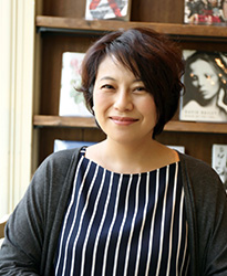 food writer Yuki Konishi