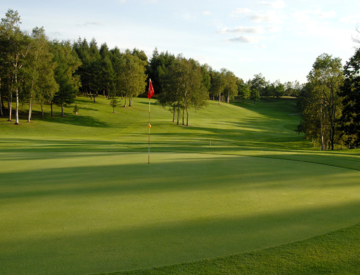 Obihiro Shirakaba Country Club