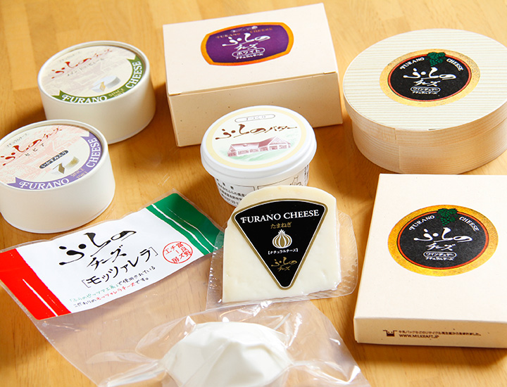 Furano Cheese Factory