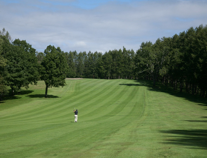 Asahikawa Kokusai Country Club (Aibetsu Course)