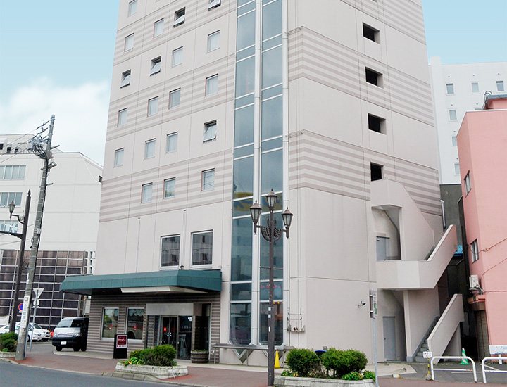 Hotel Crown Hills Kushiro (Formerly Kushiro Tokyu Inn)